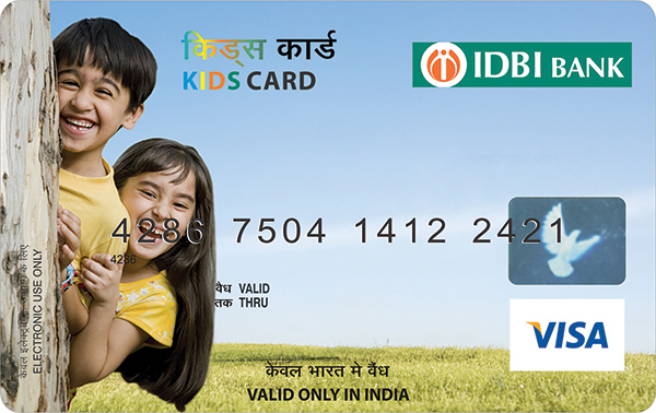 Kids Debit Card