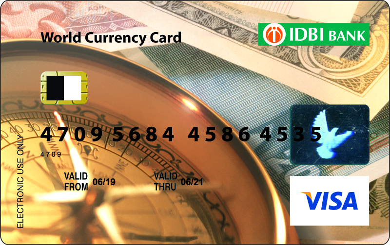 World / Global Currency Card